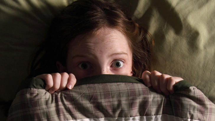 Страх ребенка перед темнотой