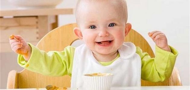 Секреты питания малыша возрастом до одного года
