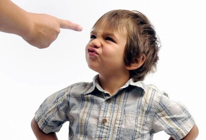 Почему не слушаются дети