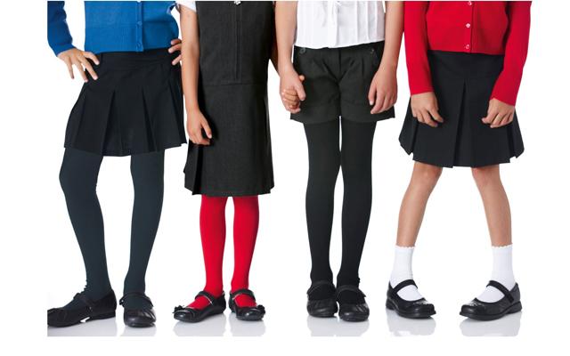 Подбираем обувь к школе для девочки