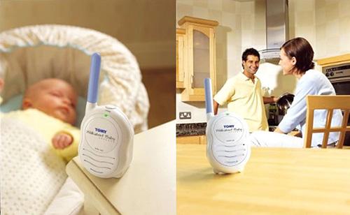 Радионяня – прибор для дистанционного наблюдения за малышом