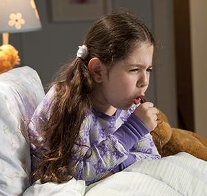 Сухой лающий кашель у ребенка