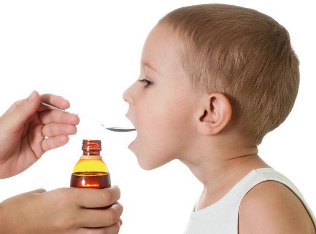 сироп солодки детям 3 года