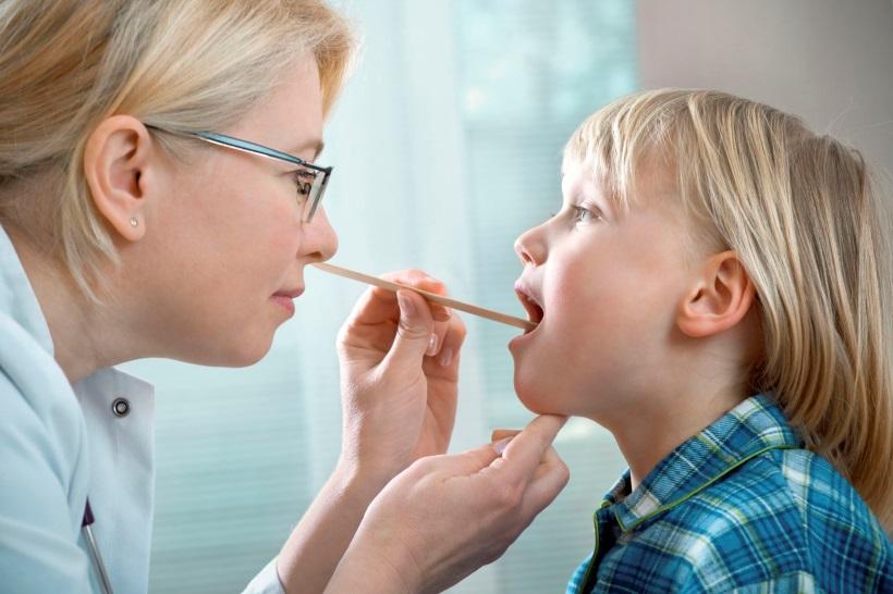 Ларингит симптомы у детей и лечение