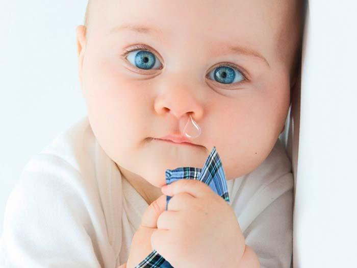 Альбуцид в нос детям