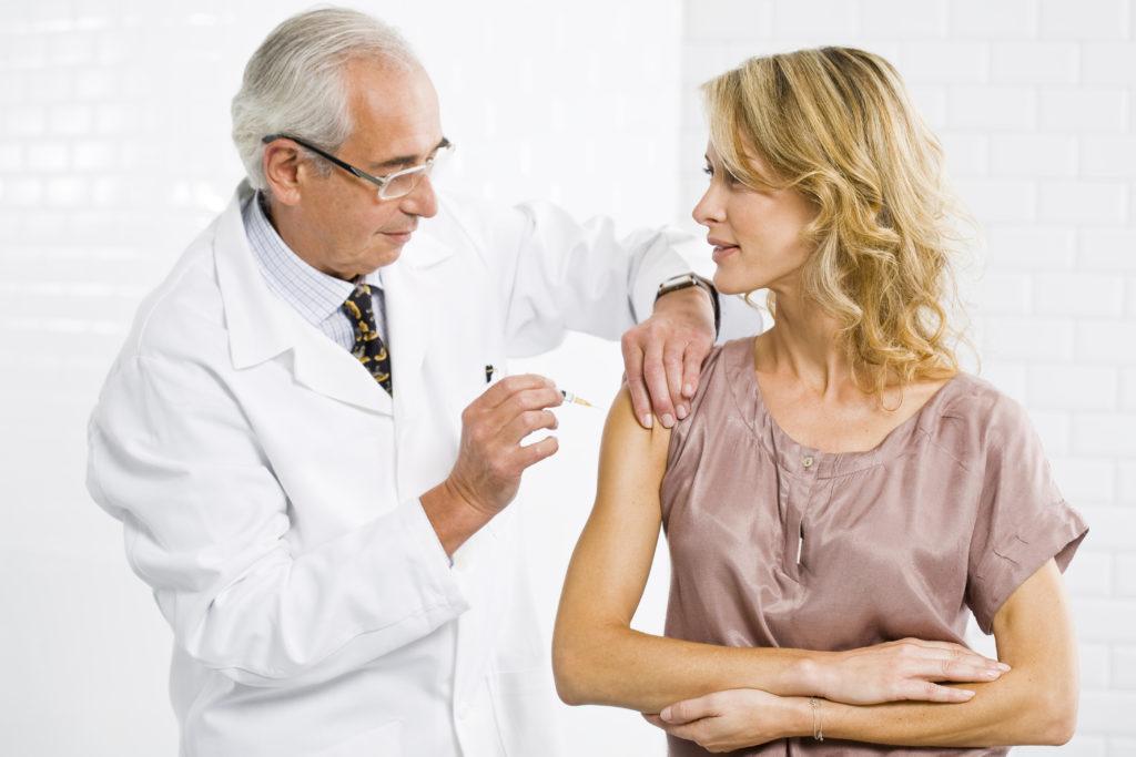 АКДС прививка