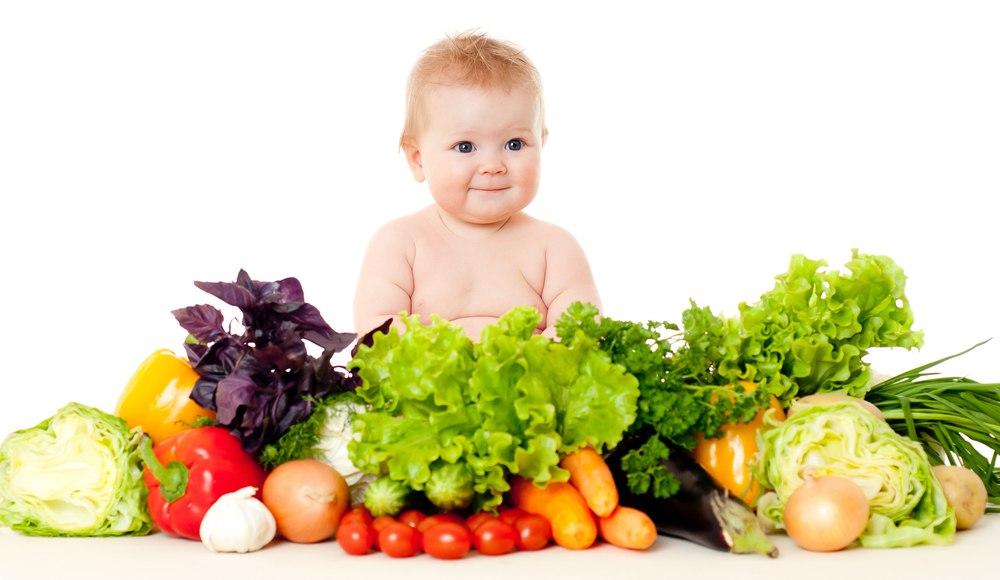 Вегетарианство для детей: безопасно ли это
