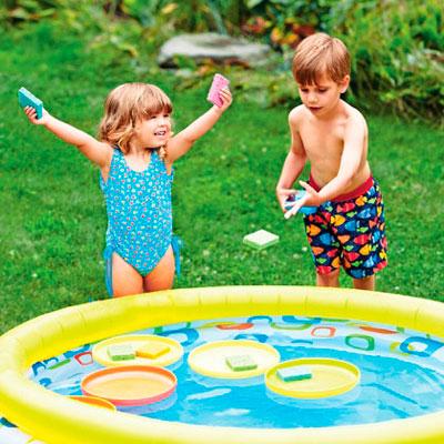 Детские игры летом