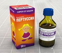 Пертуссин сироп для детей