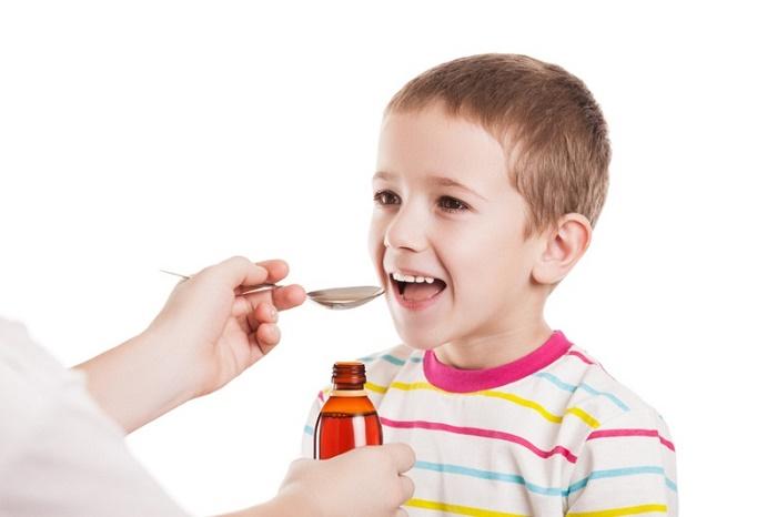 Применение лекарства детям от 2 лет