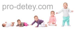 Ростовка детей от грудничка до 6-8 лет